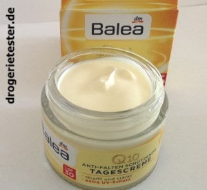 DM Antifaltencreme Balea