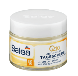 DM Antifaltencreme Test Balea