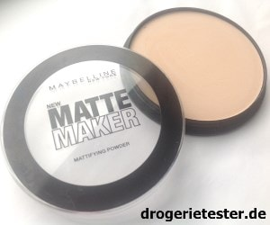 DM Puder Test Maybelline
